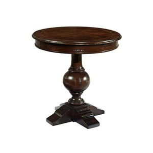Charleston Place Round Lamp Table | Hekman