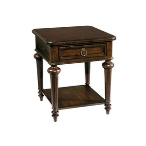 Charleston Place Lamp Table | Hekman