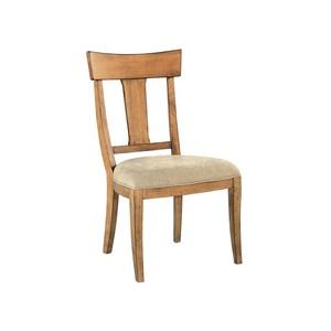 Wellington Hall Wood Back Side Chair