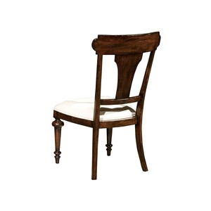 Charleston Place Panel Back Side Chair