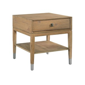 Avery Park Lamp Table with Drawer