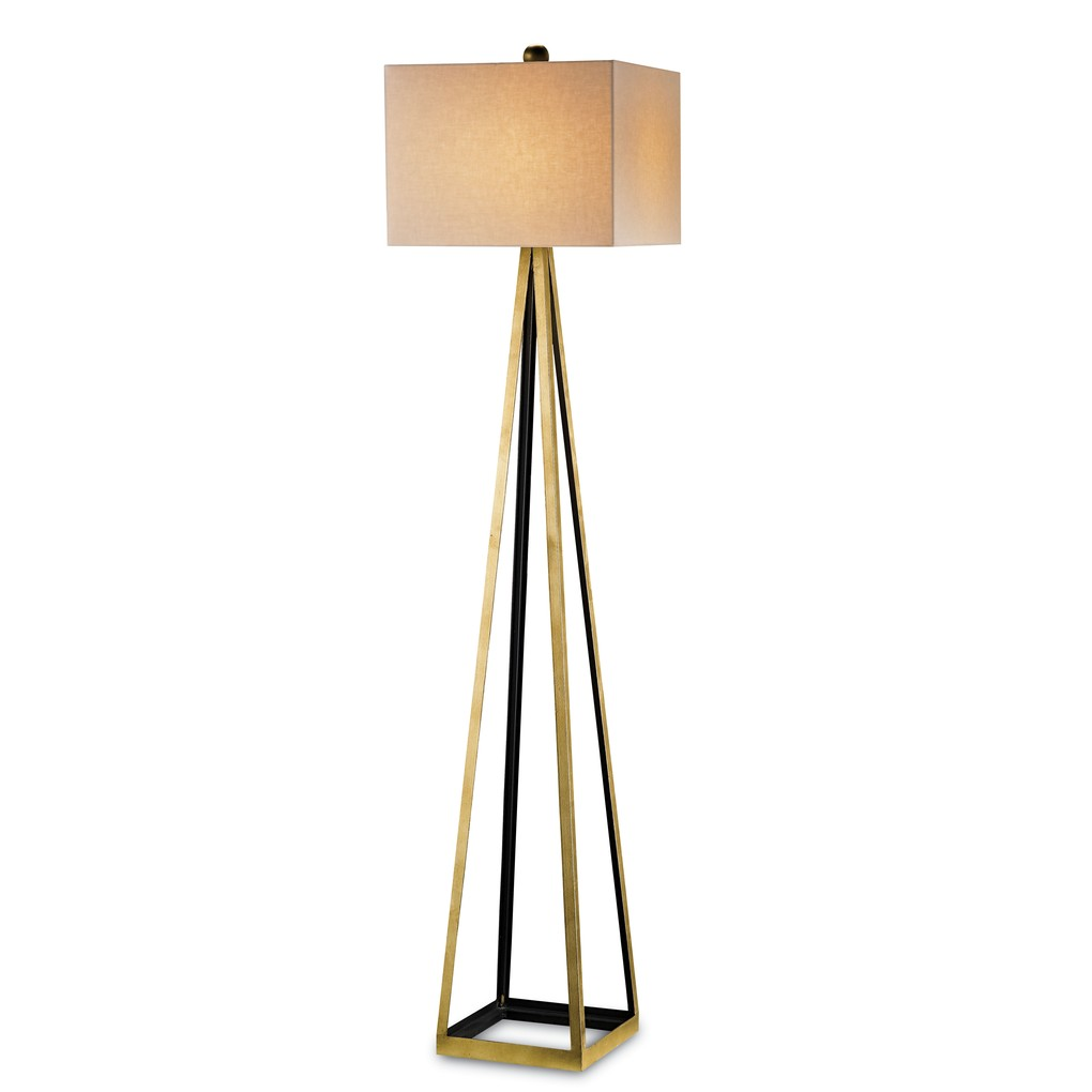 Bel Mondo Floor Lamp | Currey & Company