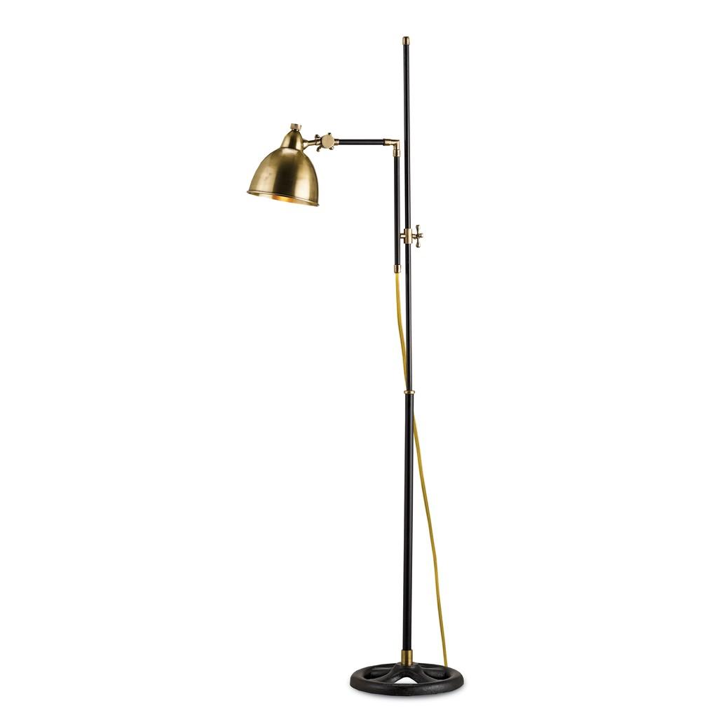 Drayton Floor Lamp | Currey & Company