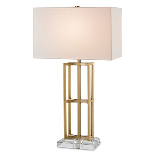 Devonside Table Lamp | Currey & Company