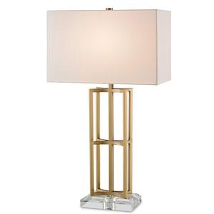 Devonside Table Lamp | Currey & Company