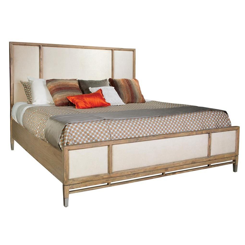 Avery Park Queen Panel Bed | Hekman