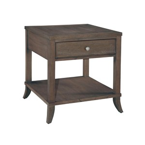 Urban Retreat Drawer Lamp Table | Hekman