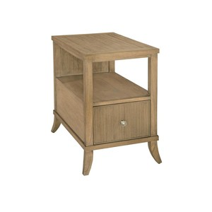 Urban Retreat Chairside Table with Drawer | Hekman