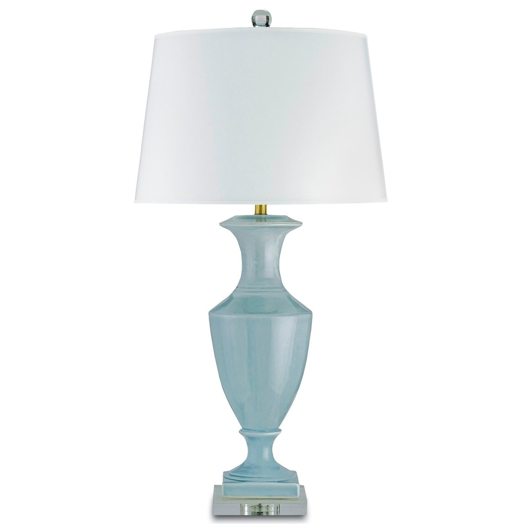 Timeless Table Lamp | Currey & Company