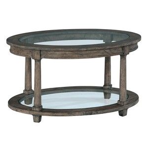 Lincoln Park Oval Coffee Table