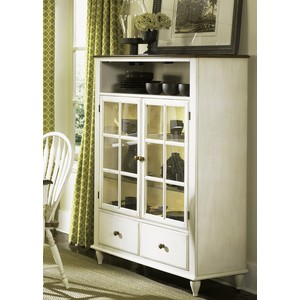 Dining Curio Display Cabinet