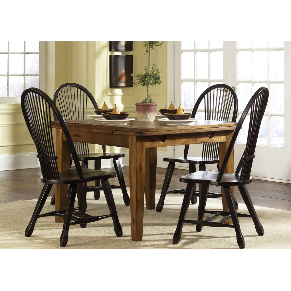 Retractable Leg Dining Table | Liberty Furniture