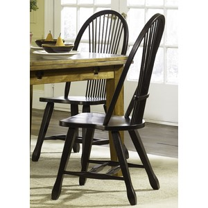 Sheaf Back Dining Side Chair | Liberty Furniture