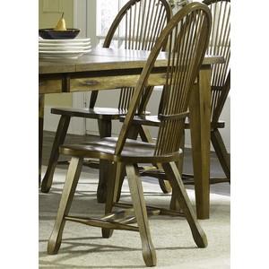 Sheaf Back Side Chair | Liberty Furniture
