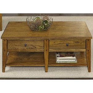 Cocktail Table | Liberty Furniture