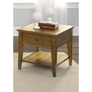 End Table   Liberty Furniture