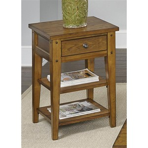 Chair Side Table | Liberty Furniture