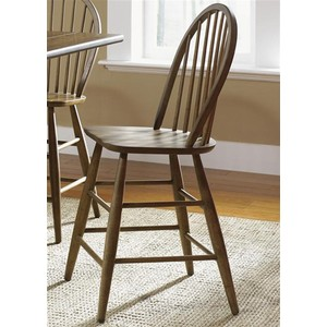 Windsor Back Counter Chair | Liberty Furniture
