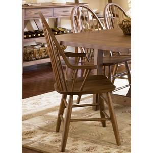 Windsor Back Arm Chair   Liberty Furniture