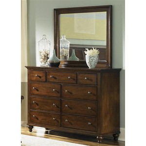 Nine Drawer Dresser | Liberty Furniture