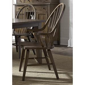 Windsor Back Arm Chair | Liberty Furniture