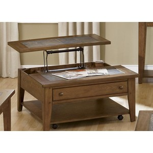 Lift Top Cocktail Table | Liberty Furniture