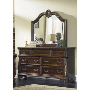 Seven Drawer Dresser | Liberty Furniture