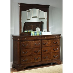 Eight Drawer Dresser | Liberty Furniture