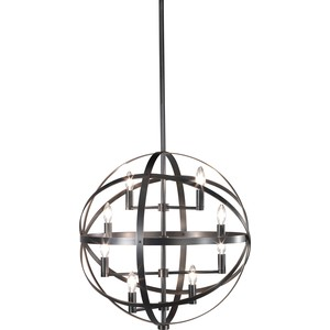 8 Light Pendant | Robert Abbey