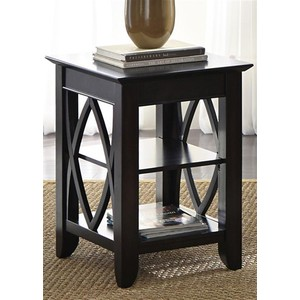 Shelf End Table | Liberty Furniture
