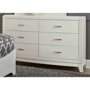 Six Drawer Dresser | Liberty Furniture