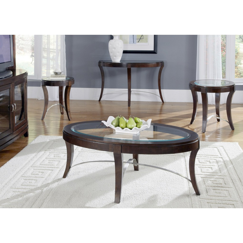 Oval End Table | Liberty Furniture