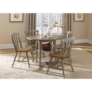 Slat Back Side Chair | Liberty Furniture