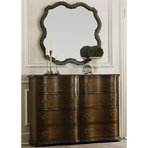 Eight Drawer Bureau   Liberty Furniture