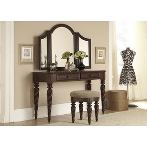 Vanity Stool | Liberty Furniture