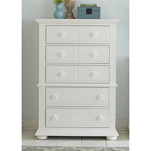 Five Drawer Chest | Liberty Furniture