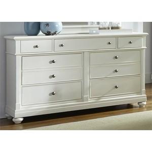 Seven Drawer Dresser | Liberty Furniture