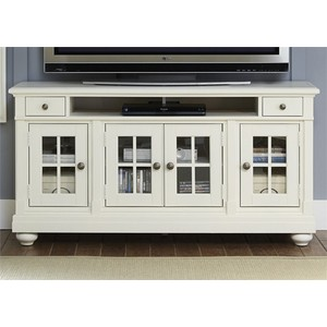"""62"""" Entertainment TV Stand   Liberty Furniture"""
