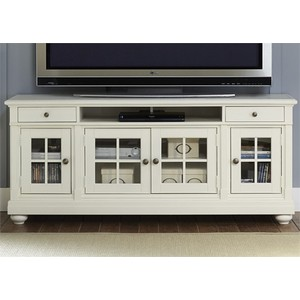 "74"" Entertainment TV Stand 