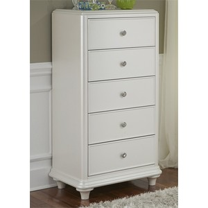 Five Drawer Lingerie Chest | Liberty Furniture