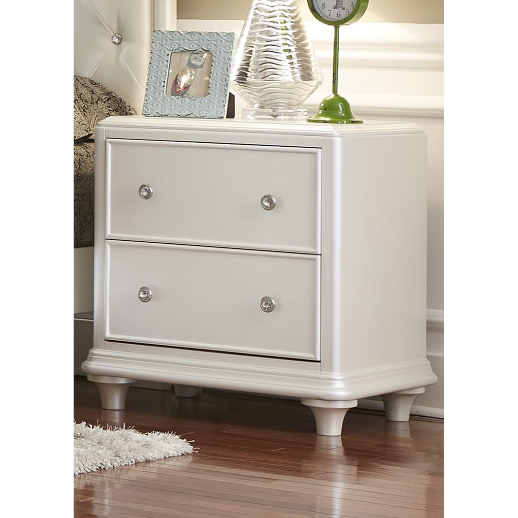 Two Drawer Nightstand | Liberty Furniture