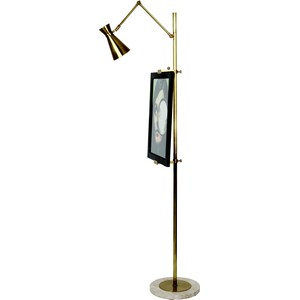 Bristol Floor Lamp | Robert Abbey
