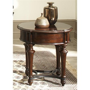 Round End Table | Liberty Furniture