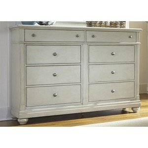 Eight Drawer Bureau | Liberty Furniture