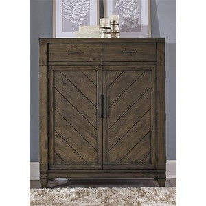 Two Door, Two Drawer Chest | Liberty Furniture