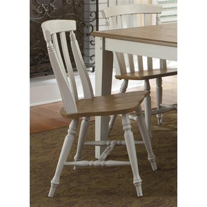Slat Back Side Chair | Liberty Furniture