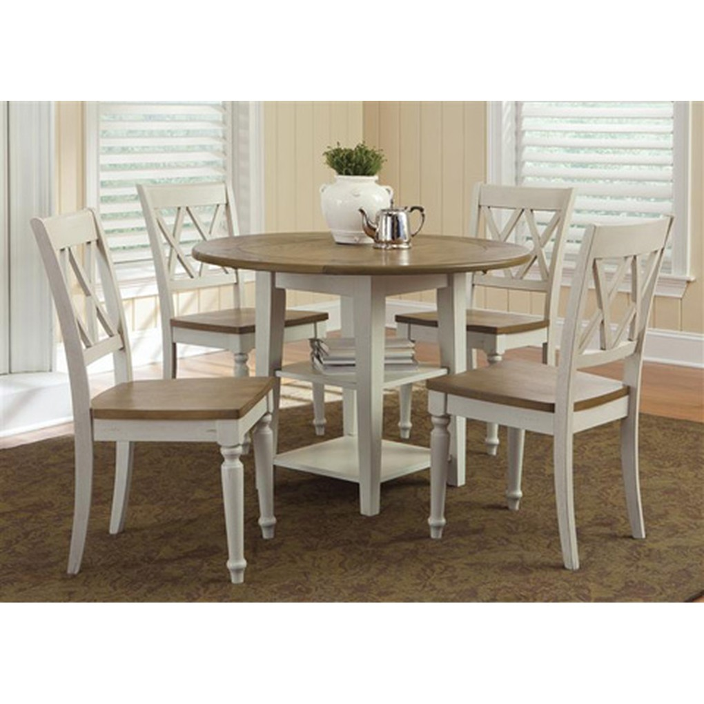 Drop Leaf Leg Dining Table | Liberty Furniture