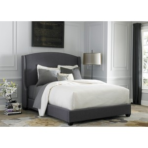 Queen Wing Shelter Bed | Liberty Furniture