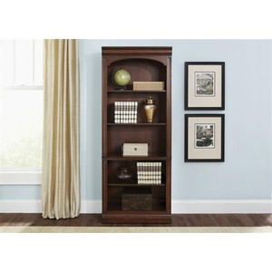 Jr Executive Open Bookcase | Liberty Furniture