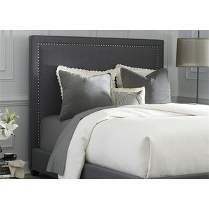 Upholstered Queen Panel Bed | Liberty Furniture